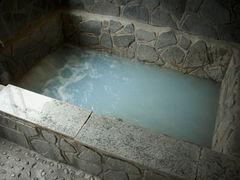 豊礼の湯 お湯溜まり中