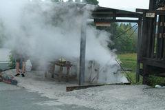 豊礼の湯 蒸し器