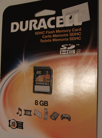 コストコ商品 SDメモリーカード