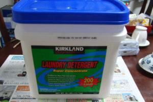 コストコ商品 粉衣類洗剤